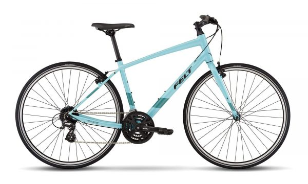 2021 Felt Verza Speed 50 Purist Blue