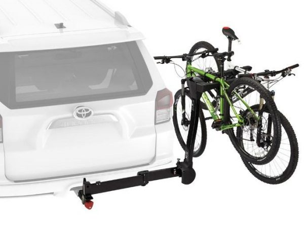 Yakima FullSwing 4-Bike Hitch Rack