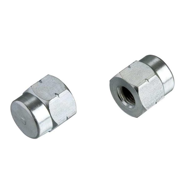 """Tacx Axle Nut 3/8"""" (Set of 2)"""