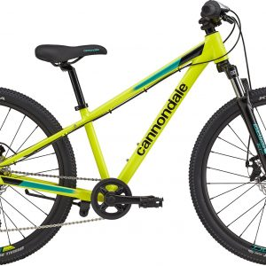 "Cannondale Kids Trail 24"" - Nuclear Yellow"