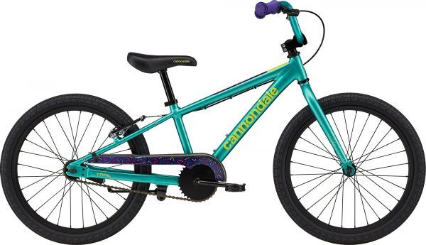 """Cannondale Kids Trail SS 20"""" - Turquoise"""