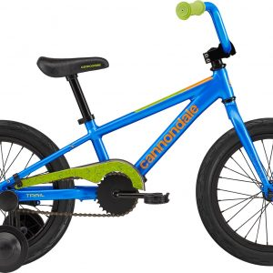 "Cannondale Kids Trail 16"" - Electric Blue"