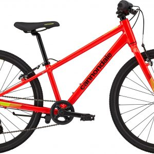 Cannondale Quick 24 Acid Red