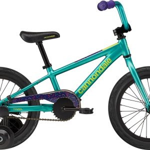 "Cannondale Kids Trail 16"" - Turquoise"