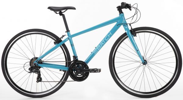 Batch Fitness Bicycle - Blue