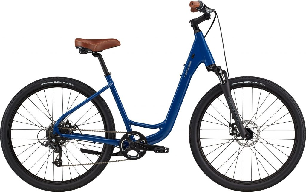 Cannondale Adventure 2 - Abyss Blue