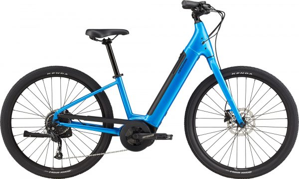 Cannondale Adventure Neo 4 - Electric Blue