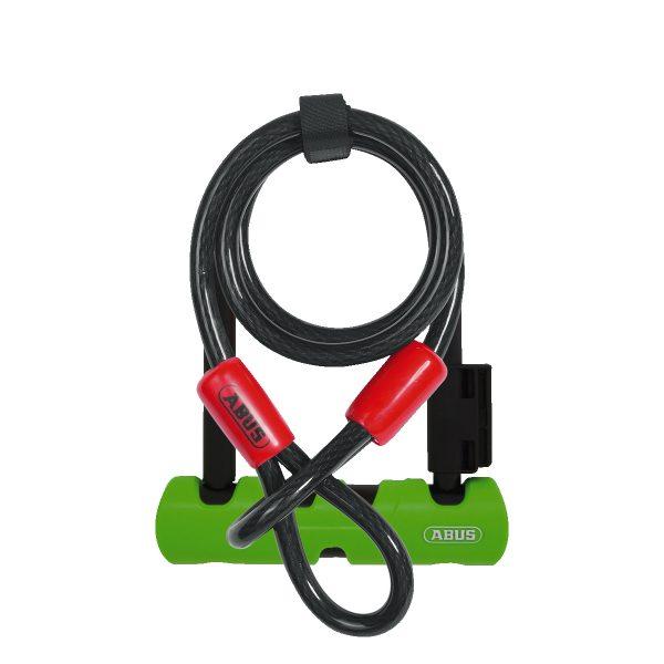 Abus Ultra Mini 410 + Cobra Cable