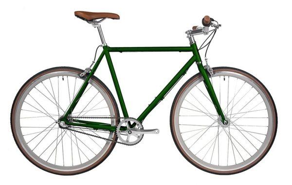 Fyxation Pixel Emerald Green