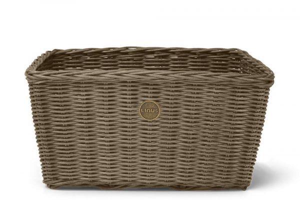 Linus Farmers Basket Grey