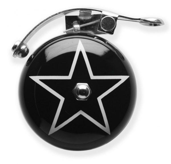 Luvelo Striker Bike Bell Black Star