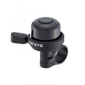 Cateye Wind Bell Black