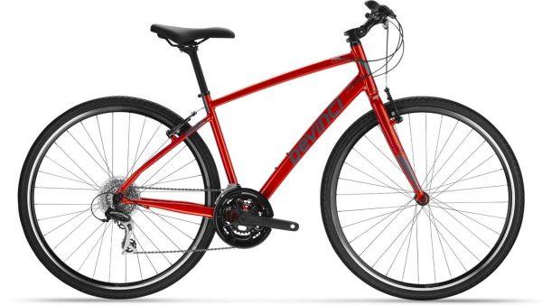 Devinci Milano Acera 24S Red
