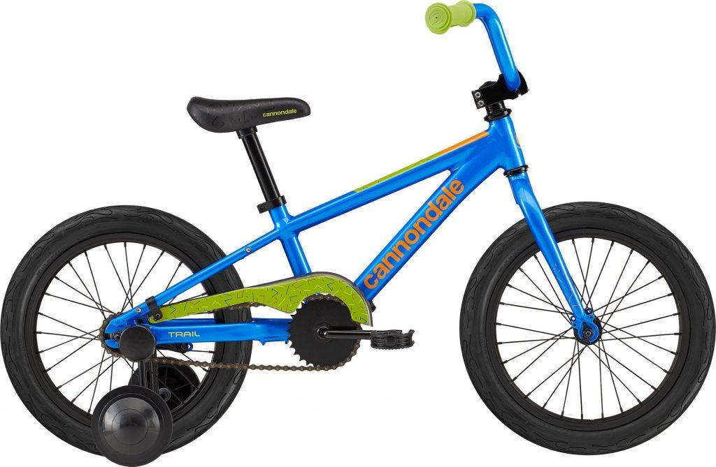 "Cannondale Kids Trail 16"" - Electric Blue"