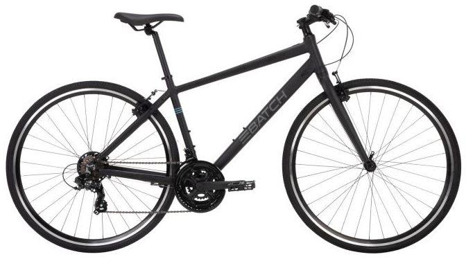 Batch Fitness Bicycle - Black