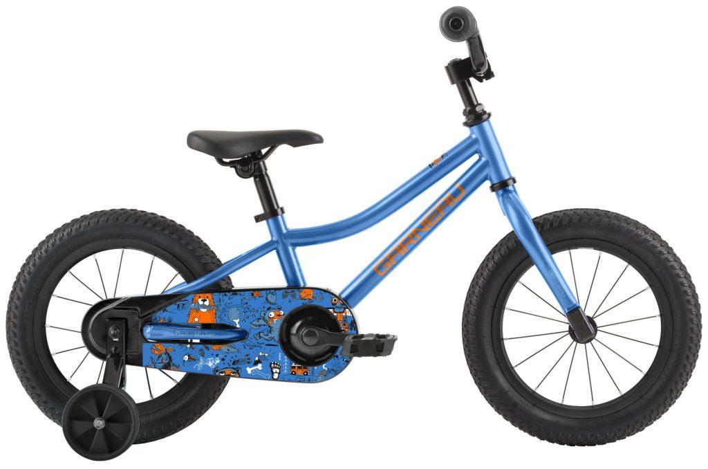 Louis Garneau F-14 Kids Bike - Blue