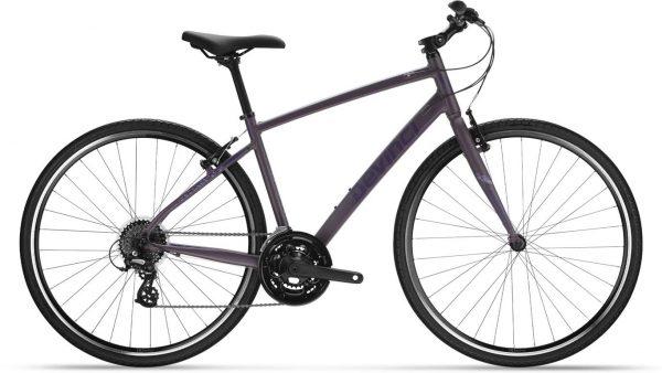 Devinci Milano Altus 21S - Purple Ghost
