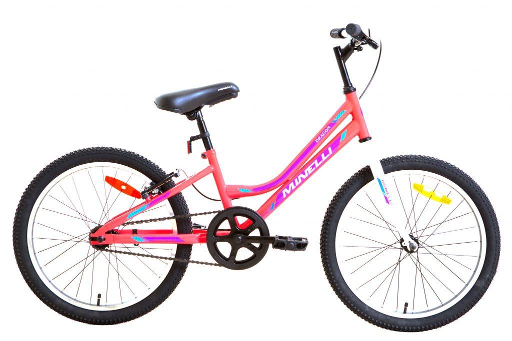 Minelli Dragon - Pink