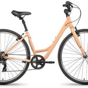 Batch Step-Thru Comfort Bike - Gloss Dusty Rose