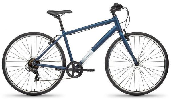 Batch Lifestyle Bike - Matte Pitch Blue